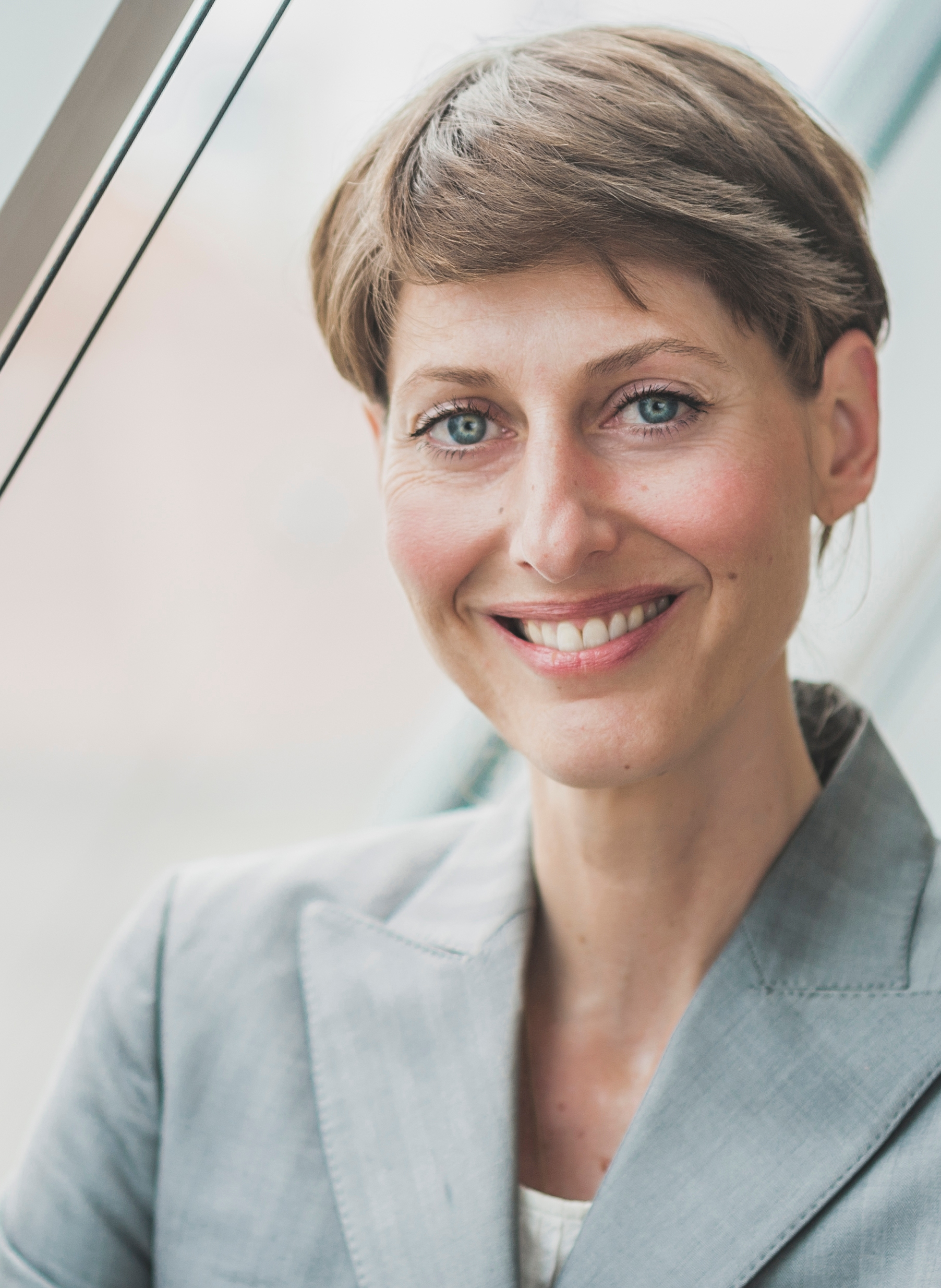 Isabel Kassabian, Deputy Managing Director & Head of Frankfurt Office